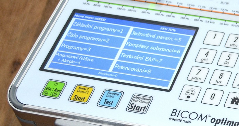 Bicom optima mobile 2.generace